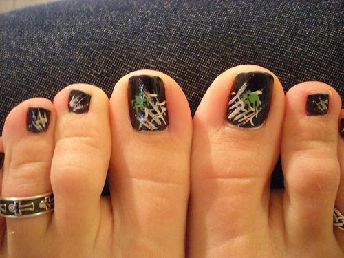 nail designs toes nail toe beauty